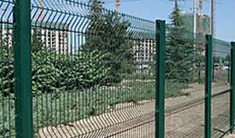 Mesh Panel Fencing